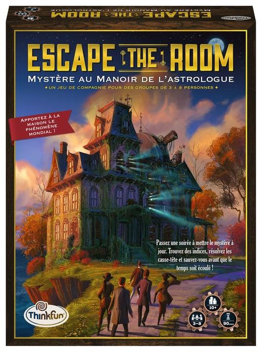 Escape the Room Mystère au manoir de l'astrologue (fr) 748959190100 Photo no. 1