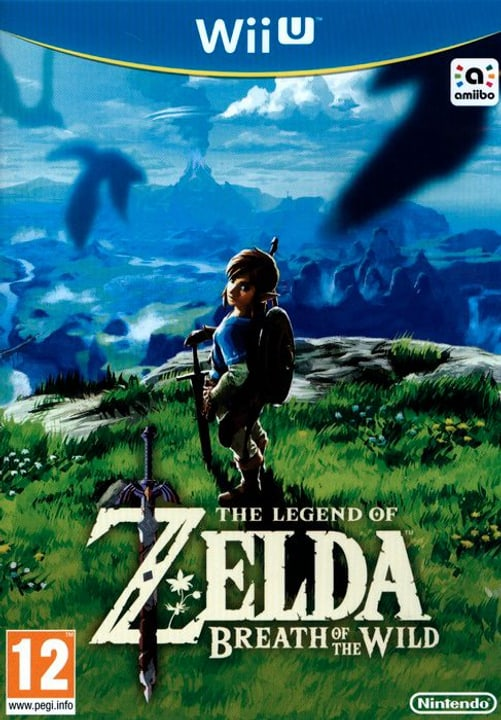 Wii U - The Legend of Zelda: Breath of the Wild Box 785300121765 N. figura 1
