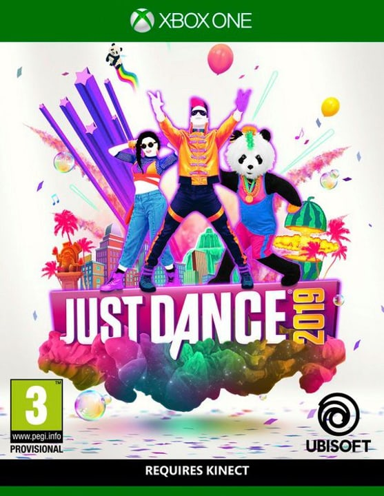 Xbox One - Just Dance 2019 Box 785300138789 Bild Nr. 1