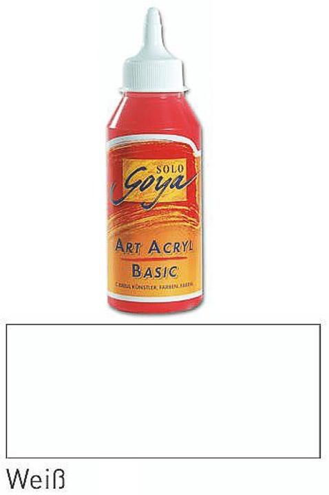 Basic Acryl 250ml C.Kreul 665526600010 N. figura 1