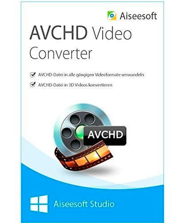 AVCHD Video Converter PC (D) Numérique (ESD) Avanquest 785300133949 Photo no. 1