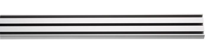 EASY RAIL Binario per tenda a pannello 430525700000 Dimensioni L: 240.0 cm N. figura 1
