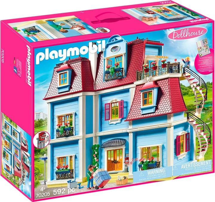 PLAYMOBIL 70205 Grande casa delle Bambole 748022300000 N. figura 1
