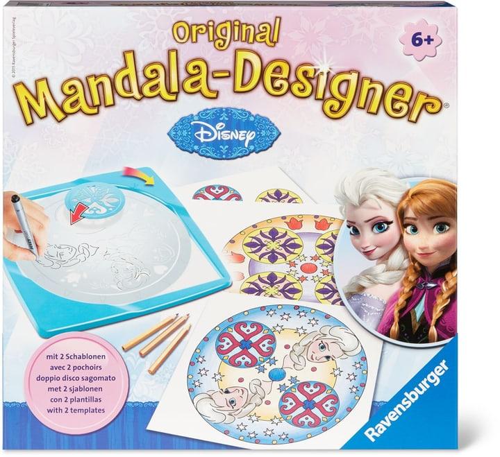 Frozen Midi Mandala 747434400000 Bild Nr. 1
