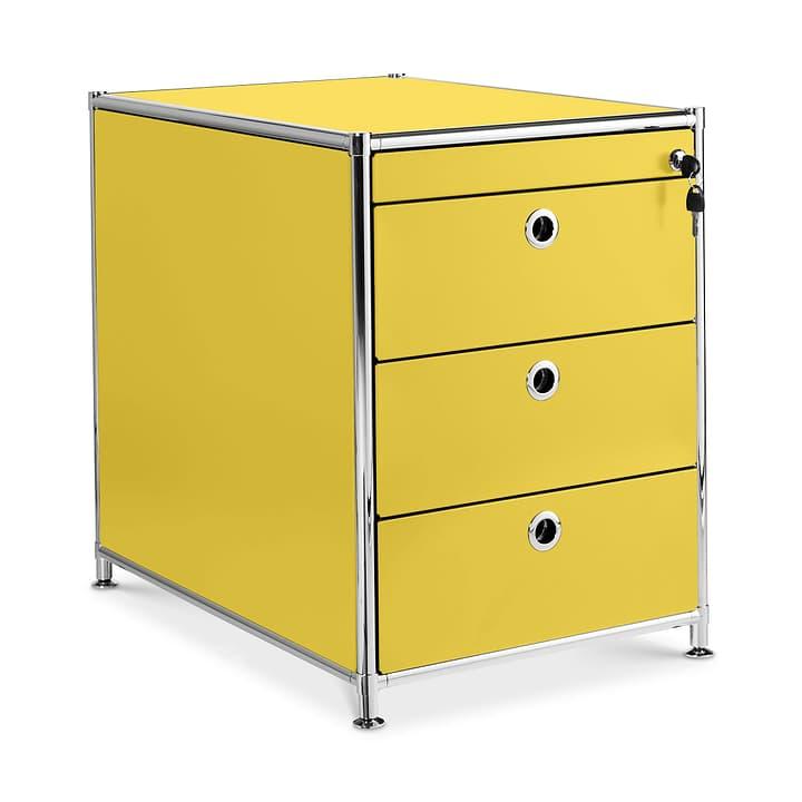 QUADRO Korpus 364250100050 Farbe Gelb Grösse B: 43.0 cm x T: 60.0 cm x H: 54.0 cm Bild Nr. 1