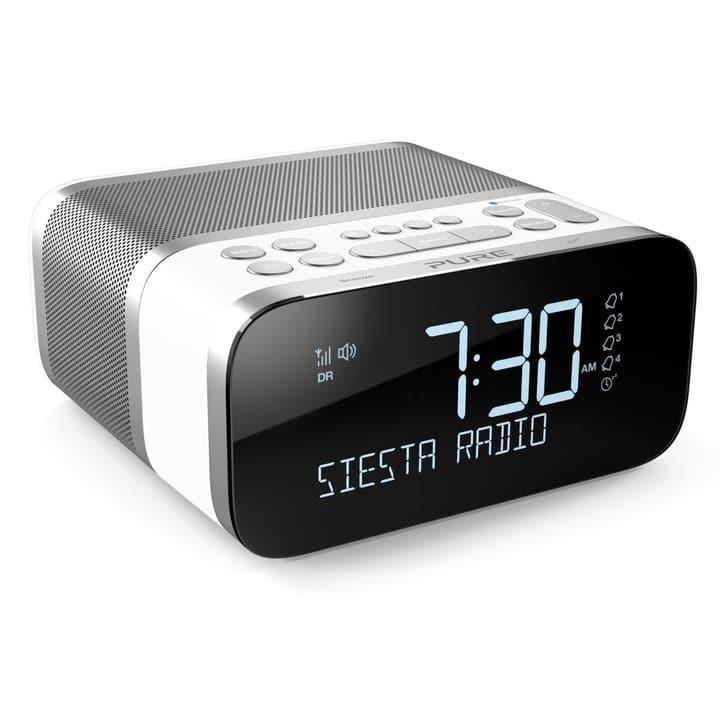Siesta S6 - Bianco Radiosveglia Pure 773412600000 N. figura 1