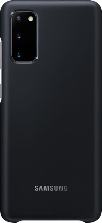 Hard-Cover mit LED-Anzeige Schwarz Hülle Samsung 785300151188 Bild Nr. 1