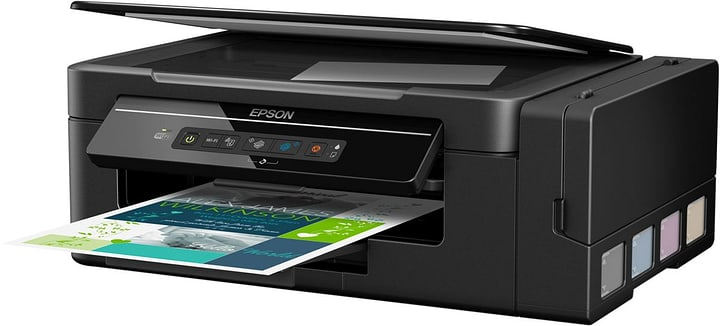 EcoTank ET-2600 Imprimante multifonction Epson 797277300000 Photo no. 1
