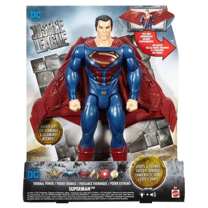 DC Justice League Figurines Sons et Lumières Superman 30 cm 746219000000 Photo no. 1