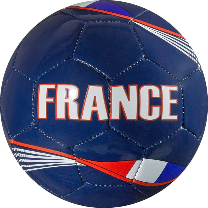France Mini-ballon de football Extend 461937499940 Couleur bleu Taille one size Photo no. 1
