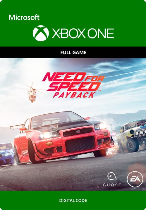 Xbox One - Need for Speed: Payback Edition Digital (ESD) 785300136304 Bild Nr. 1