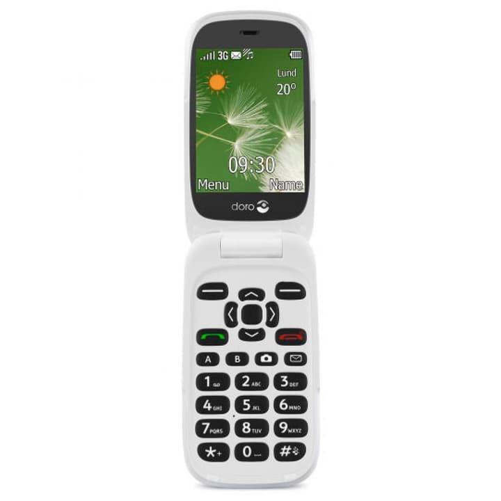 6520 graphite/blanc Téléphone mobile Doro 785300122969 Photo no. 1