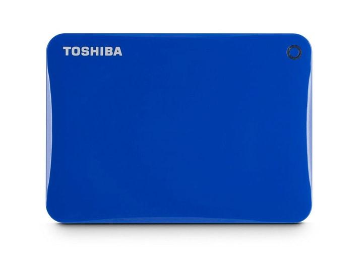 HDD Canvio Connect II 2TB bleu Toshiba 785300123390 Photo no. 1