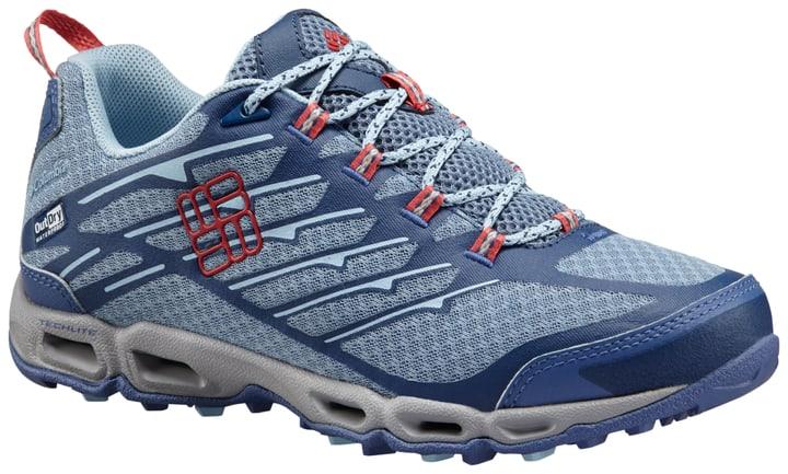 Ventrailia II Outdry Chaussures polyvalentes pour femme Columbia 461929537040 Couleur bleu Taille 37 Photo no. 1