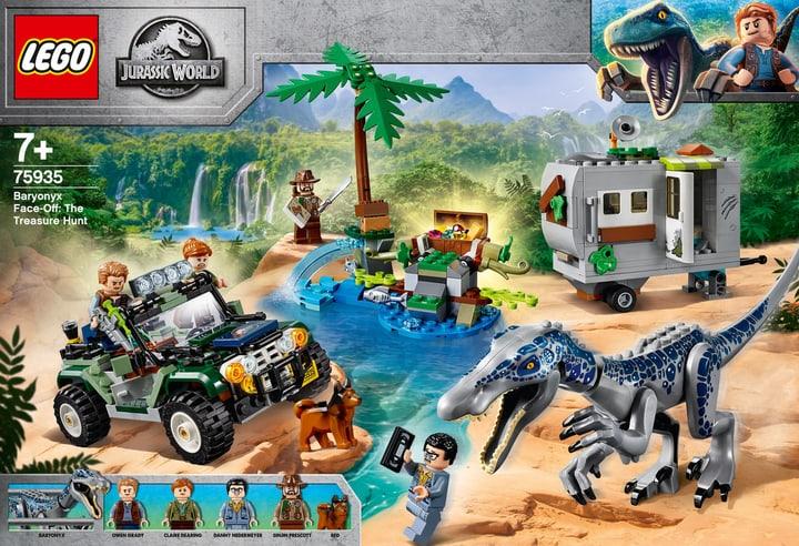 LEGO JW 75935 L'affrontement du ba 748719400000 Photo no. 1