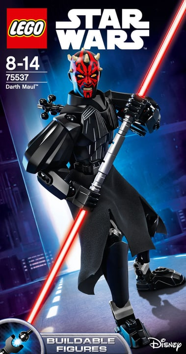 Lego Star Wars 75537 Darth Maul 748862700000 N. figura 1