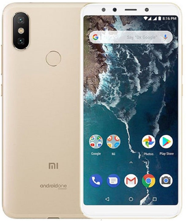 Mi A2 Dual SIM 32GB or Smartphone xiaomi 785300138751 Photo no. 1