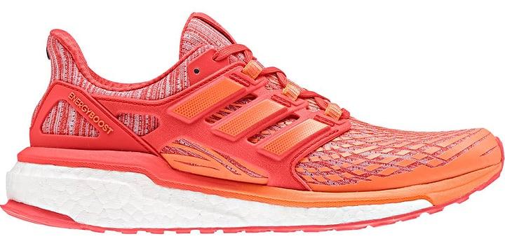 Energy Boost 4 Chaussures de course pour femme Adidas 463207637031 Couleur rouge claire Taille 37 Photo no. 1
