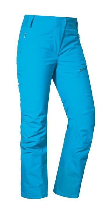 Chamonix2 Pantalone da sci da donna Schöffel 462543204244 Colore turchese Taglie 42 N. figura 1