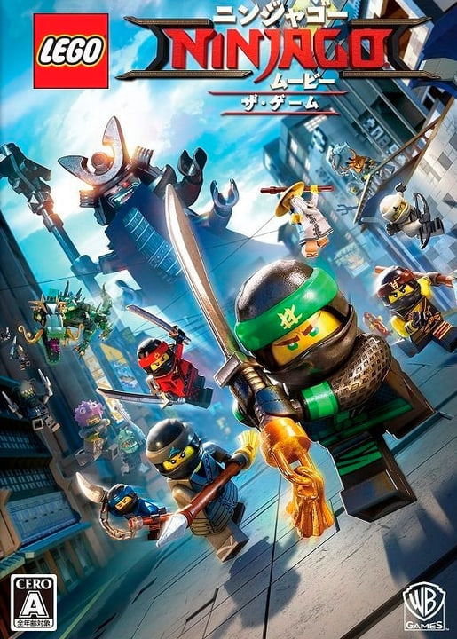 PC - THE LEGO NINJAGO MOVIE Digitale (ESD) 785300133688 N. figura 1