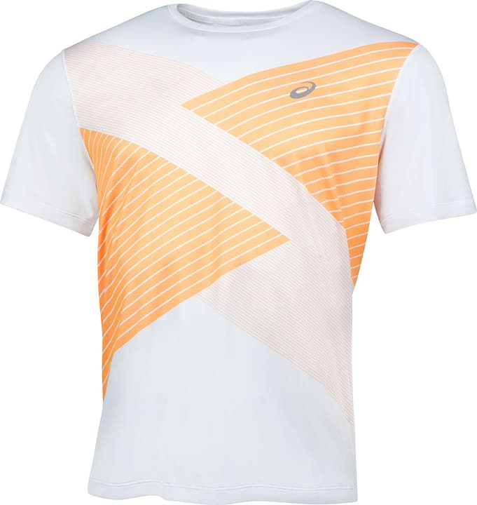 Tokyo SS Herren-T-Shirt Asics 470411200510 Farbe weiss Grösse L Bild-Nr. 1