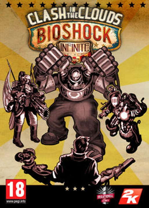 PC - BioShock Infinite-Clash of the Clouds Download (ESD) 785300133290 N. figura 1