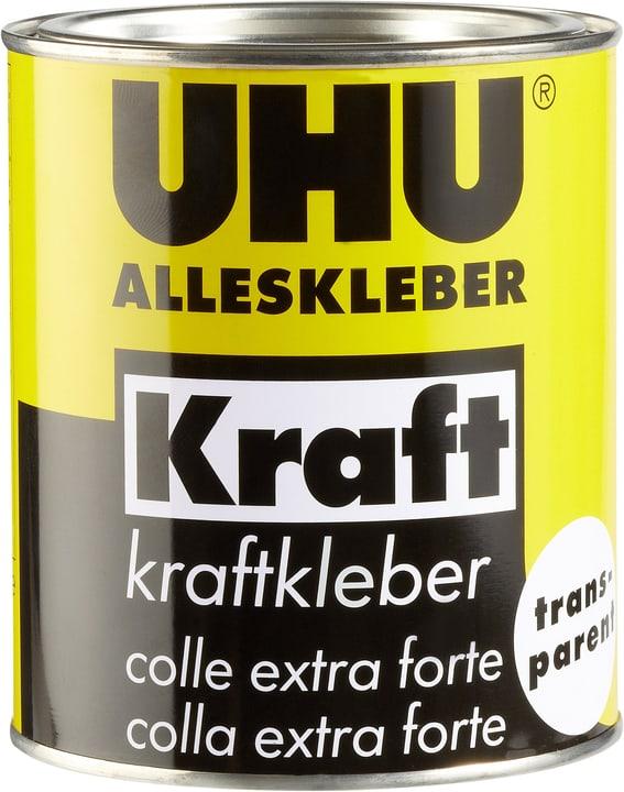 Colla universale trasparente Kraft Uhu 663064600000 Taglio L: 10.2 cm x L: 10.2 cm N. figura 1