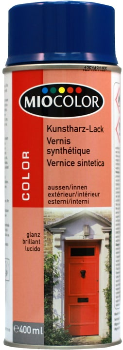 Kunstharz Lackspray Miocolor 660817200000 Bild Nr. 1