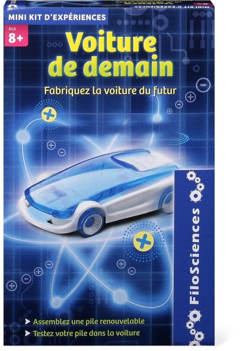 Voiture de demain fabriquez la voiture du futur (F) 748628190100 Lengua Francese N. figura 1