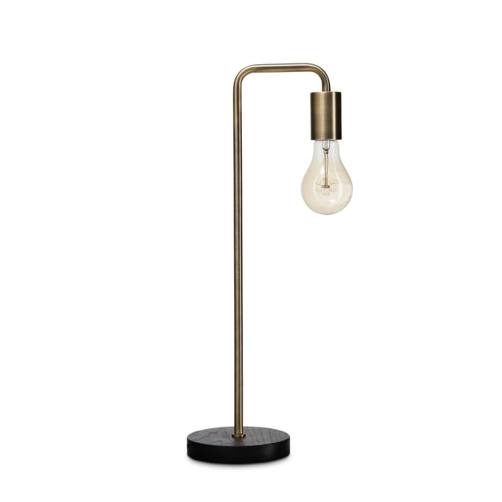 COOL Lampe de table 380025300000 Dimensions L: 16.0 cm x P: 16.0 cm x H: 55.0 cm Couleur Jaune or Photo no. 1