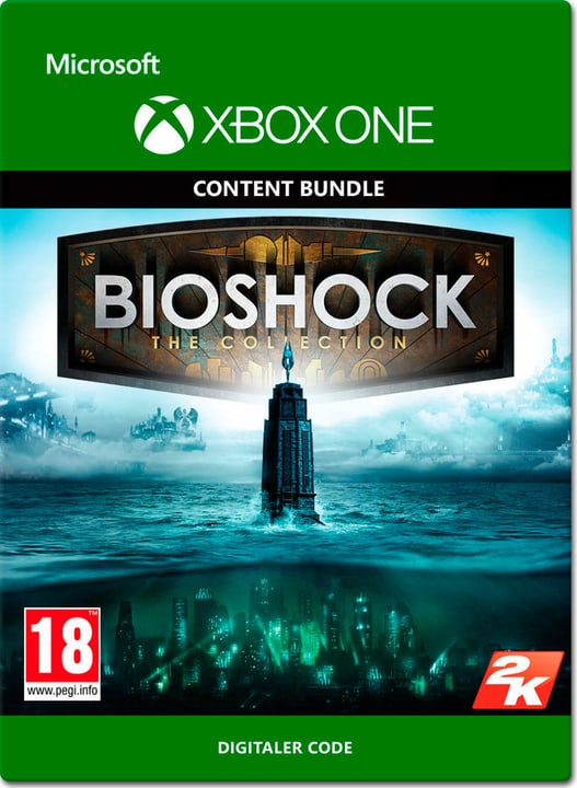 Xbox One - BioShock: The Collection Download (ESD) 785300138680 Bild Nr. 1