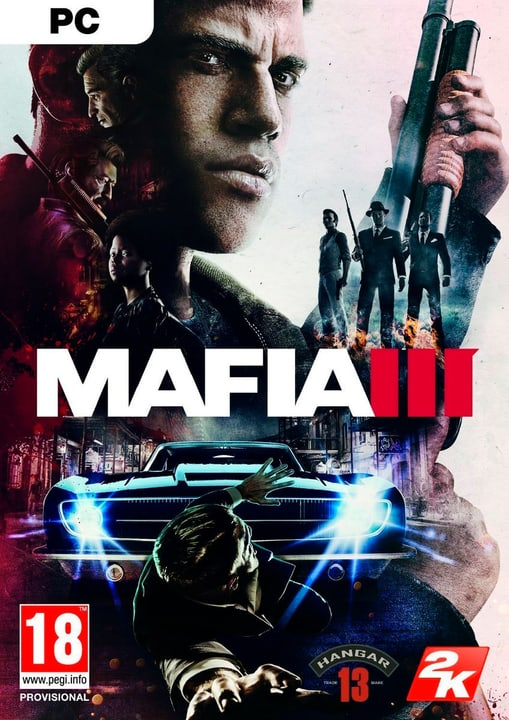 PC - Mafia III Digitale (ESD) 785300133561 N. figura 1