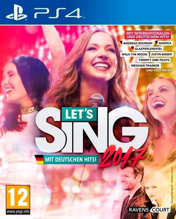 PS4 - Let's Sing 2017 Inkl. Deutschen Hits 785300121955 Photo no. 1