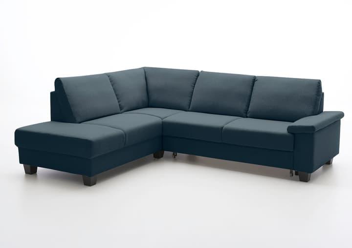 BARON Ecksofa 402933850940 Grösse B: 247.0 cm x T: 203.0 cm x H: 85.0 cm Farbe Blau Bild Nr. 1