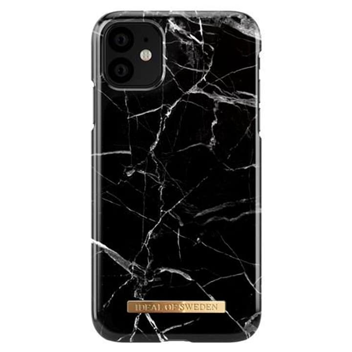 Hard-Cover  Black Marble black Coque iDeal of Sweden 785300147881 Photo no. 1
