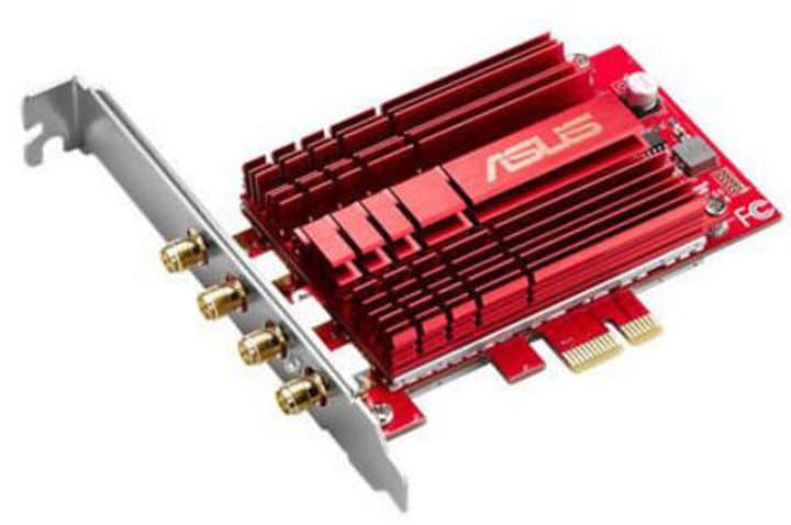 WLAN-AC PCIe Adapter PCE-AC88 Adapter Asus 785300143433 Bild Nr. 1