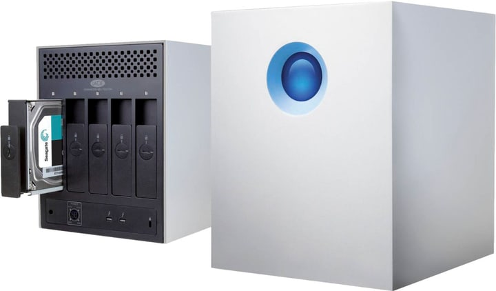 5big Thunderbolt 2 20TB HDD Extern Lacie 785300132367 Bild Nr. 1