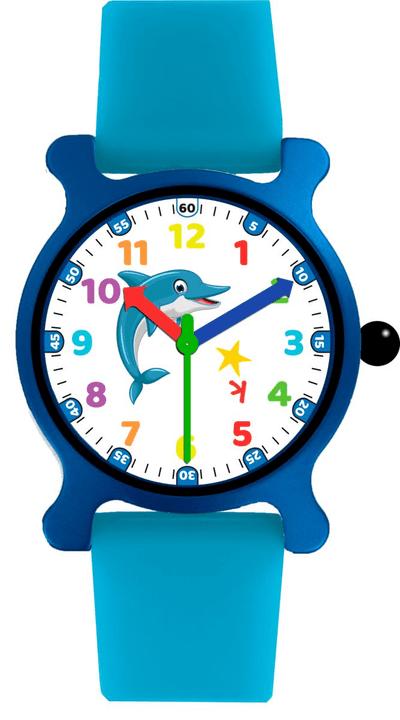 Superkids Quarzuhr Dolphin Superkids 760526800000 Bild Nr. 1