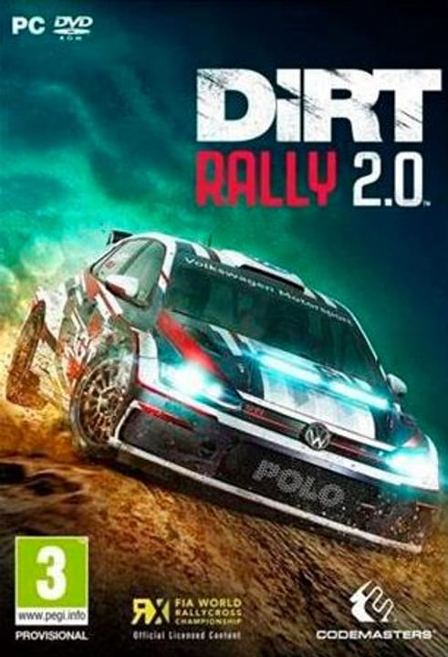PC - DiRT Rally 2.0 Day One Edition I Box 785300139630 N. figura 1