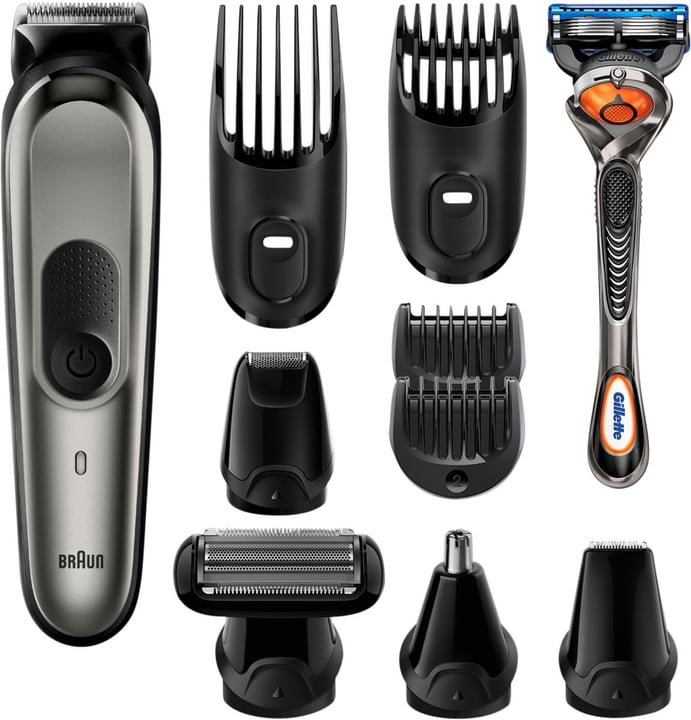 MultiGrooming-Kit 10-in-1 MGK7021 Bodygroomer Braun 717972300000 Bild Nr. 1