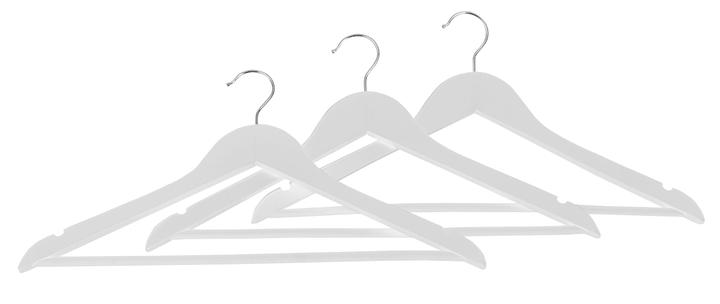 CHERRY Cintre 407605400010 Couleur Blanc Dimensions L: 43.5 cm x H: 23.0 cm Photo no. 1