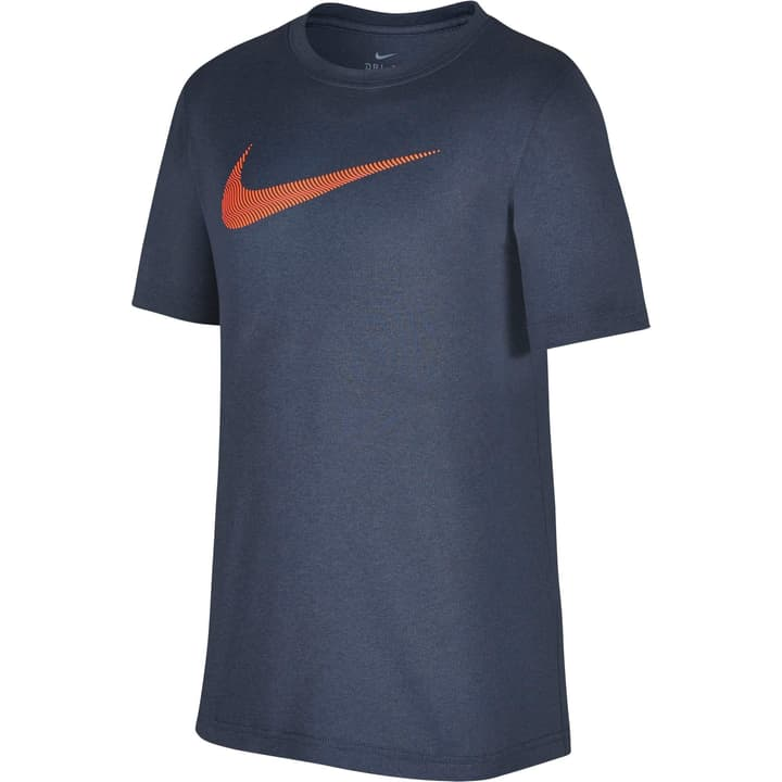 Dry Legend Training T-Shirt T-shirt pour garçon Nike 464537212847 Couleur denim Taille 128 Photo no. 1