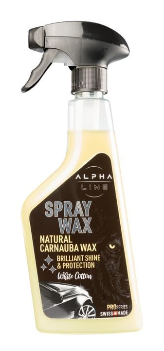 Image of ALPHALINE Spray Wax Pflegemittel