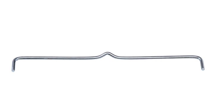 WASA Tringle de Rayon 400630900000 Couleur Métal Dimensions P: 40.0 cm Photo no. 1