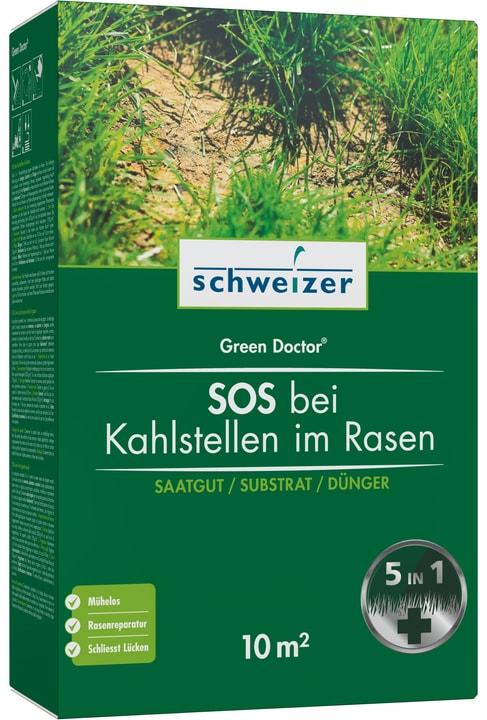 SOS bei Kahlstellen im Rasen - Green Doctor, 10 m² Eric Schweizer 659290400000 Bild Nr. 1