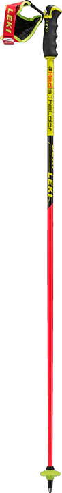 Worldcup Racing Comp Bastoncino da sci da adulto Leki 493931113530 Colore rosso Lunghezza 135 N. figura 1