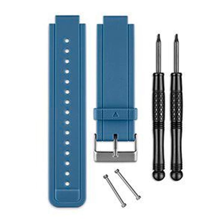 Vivoactive silicone blu Cinturini Garmin 785300125468 N. figura 1