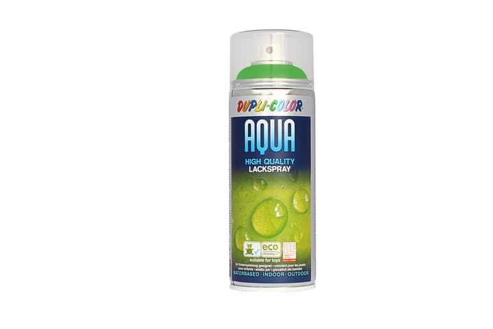 Vernice spray Aqua Dupli-Color 664825452501 Colore Giallo-verde N. figura 1