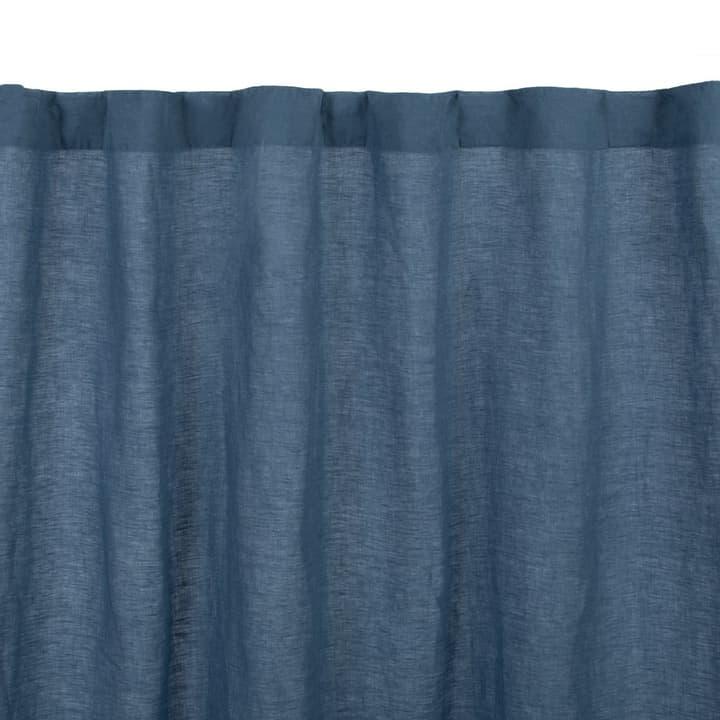 LILIT Tenda pronta da appendere 372077400000 Dimensioni L: 140.0 cm x A: 250.0 cm Colore Blu scuro N. figura 1
