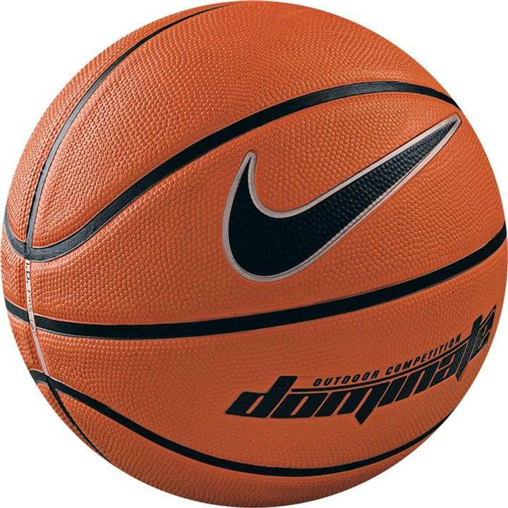 Dominate (7) Ballon de basket-ball Nike 472268100770 Couleur brun Taille 7 Photo no. 1